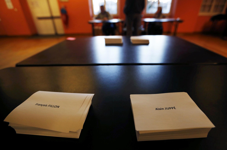 Alain Juppé e François Fillon se enfrentam no segundo turno das primárias