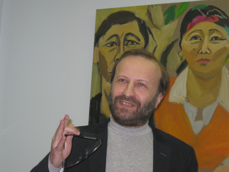 Директор Еврейского общинного центра Санкт-Петербурга Александр Френкель