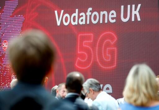British telecoms giant Vodafone said government and EU restrictions on Chinese peer Huawei over 5G will cost it 200 million euros