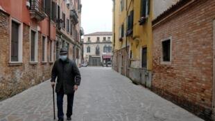 شهر ونیز خالی از توریست شده است