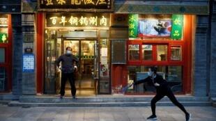Les petites entreprises des sites touristiques de Pékin peinent à voir la reprise.