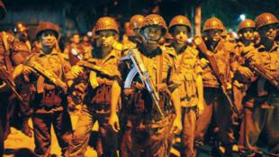 نیروهای نظامی بنگلادش در عملیات آزادسازی گروگانهای رستوران داکا