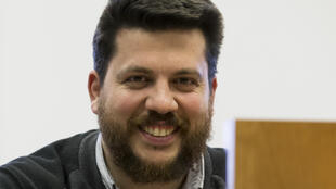 Léonid Volkov, opposant russe.