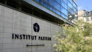 Instituto Pasteur, em Paris.