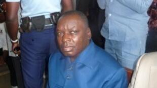 Le colonel Ntsourou