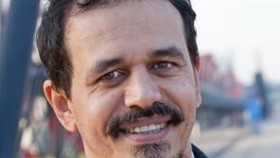 Karim Miské, écrivain et documentariste.