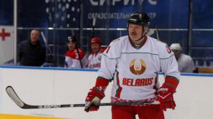 Loukachenko hockey mondial