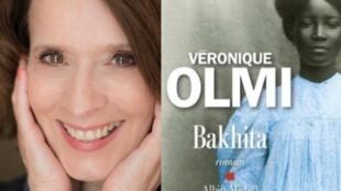 Portrait de la romancière Véronique Olmi.