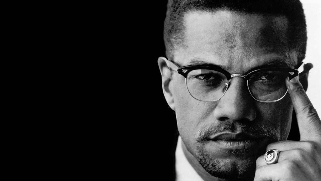 Malcolm X.