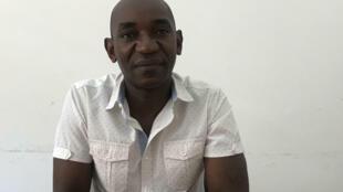 Olívio Diogo, analista político são-tomense.