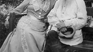 Sofia et Léon Tolstoï