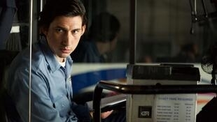 Adam Driver alias Paterson le conducteur de bus dans «Paterson» de Jim Jarmusch.