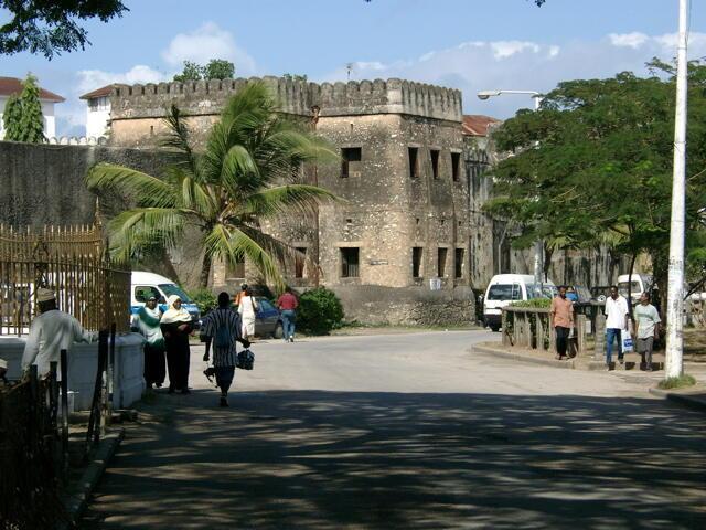 Eneo la mji Mkongwe Zanzibar
