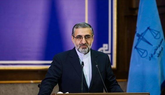 غلامحسین اسماعیلی، سخنگوی قوه قضاییه ایران