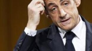 Liệu ông Nicolas Sarkozy có đồng ý tăng quân Pháp tại Afghanistan sau khi hội đàm với ông Obama ???