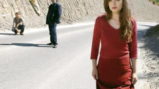 La chanteuse Elina Duni.