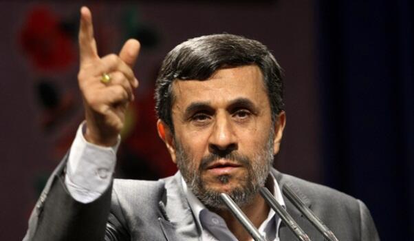 محمود احمدینژاد رئیس پیشین جمهوری اسلامی ایران، حسین طائب رئیس سازمان اطلاعات سپاه پاسداران را متهم به عدم تعادل کرد.