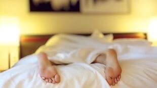 Les troubles du sommeil.