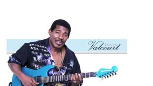 Boulo Valcourt, guitariste.
