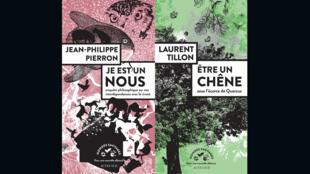 Couvertures - Jean-Philippe Pierron - Je est un nous_ Laurent Tillon - Être un chêne