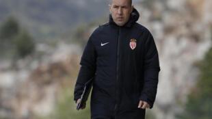 Leonardo Jardim, treinador da equipa do Mónaco