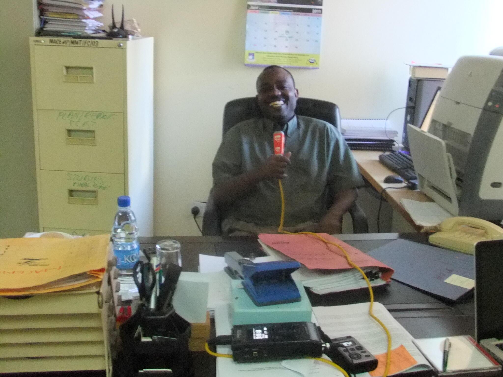 Dr. Yusuphu Kombo