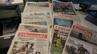 Diários franceses 27.04.2016