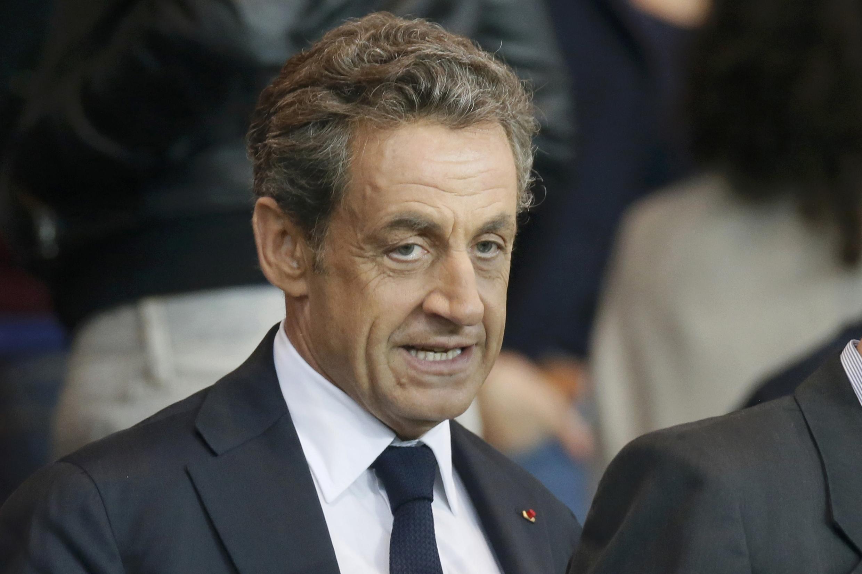Николя Саркози 21/09/2014
