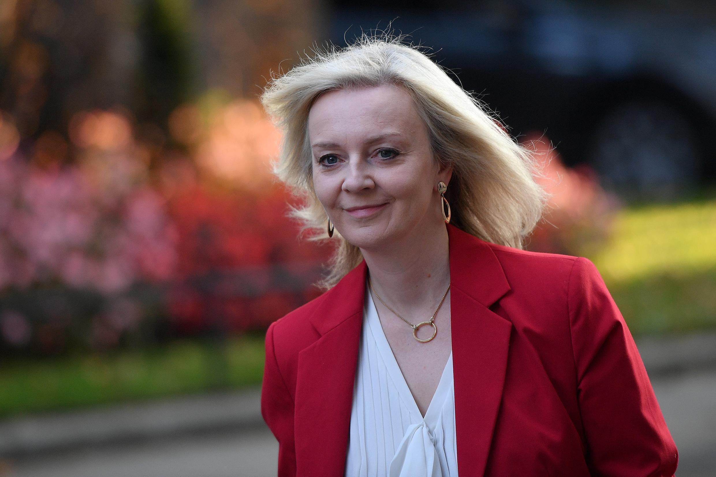 Britain's International Trade Secretary Liz Truss said joining the CPTPP would offer 'enormous opportunities'