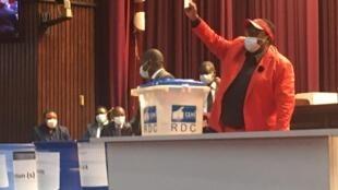 RDC - vote - députés