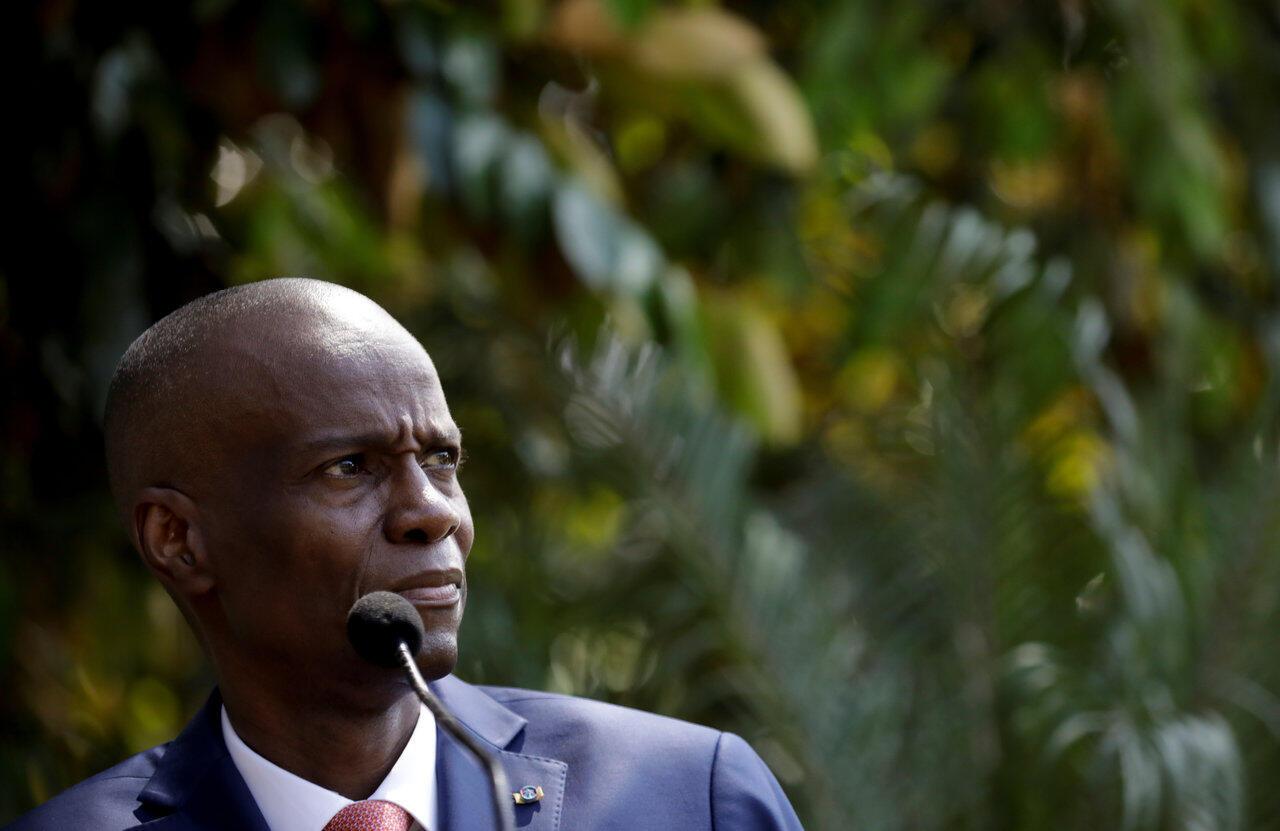 Le président Jovenel Moïse vient d'être assassiné en Haïti mercredi 7 juilllet (image d'illustration).