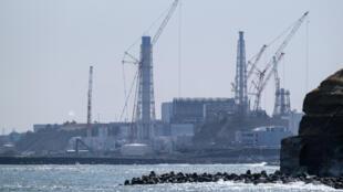 La central nuclear de Fukushima Daiichi de Tokyo Electric Power Company Holdings en la ciudad de Futaba, prefectura de Fukushima, el 10 de marzo de 2021