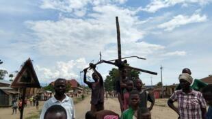 Daya daga cikin yankunan dake fama da rashin tsaro a DRCongo