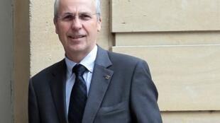 Alain Giffard, le secrétaire général de la CFE-CGC