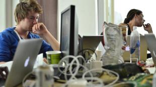 """Trabajando en una """"startup"""""""