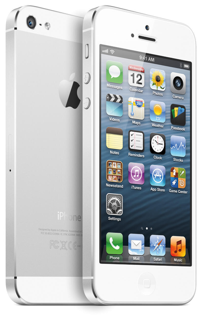 Wayar Salula ta IPhone 5