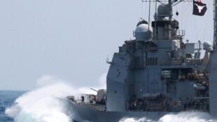 Tuần dương hạm Mỹ USS Cowpens