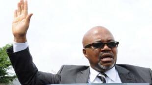 André Mba Obame, déterminé à reprendre son rôle de principal opposant du président Ali Bongo.