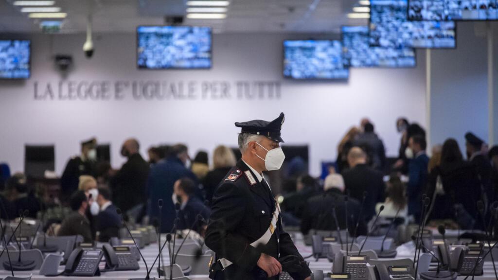 Procès de la 'Ndrangheta: «la plupart des accusés sont issus de la société civile régionale»