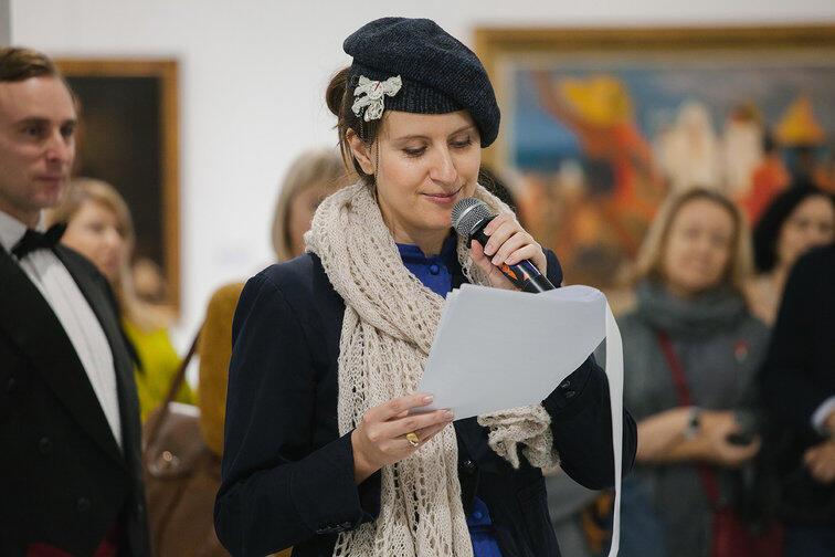 Маша Бунос —  автор travel-art-проекта «По следам Парижской школы»