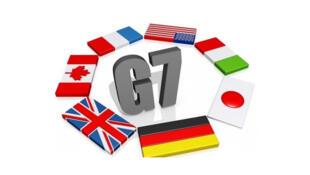Tambarin kasashe 7 mafiya karfin tattalin arziki da ake yiwa lakabi da G7.
