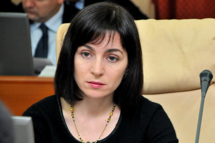 Майя Санду — единый кандидат на президентских выборах от внесистемной оппозиции.
