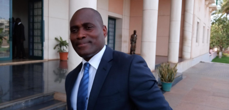 Ladislau Embassa, novo Procurador geral da república da Guiné-Bissau.