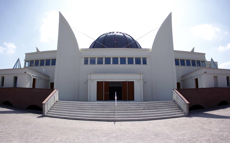 Новая мечеть Страсбурга 1 августа 2011