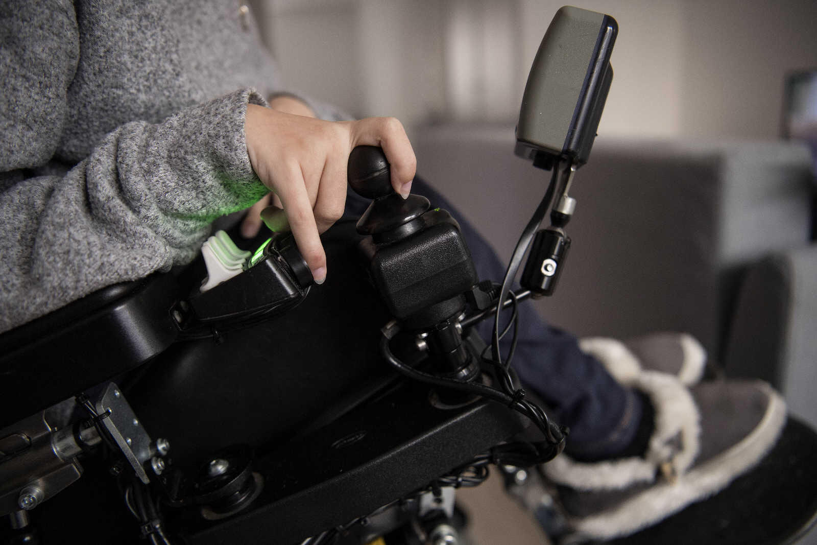 Le projet de loi Elan prévoit une réduction drastique du nombre de logements neufs directement accessibles aux personnes handicapées.