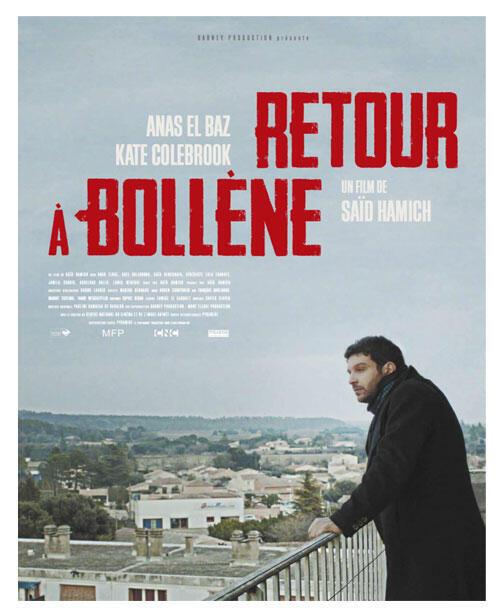 L'affiche du film « Retour à Bolène ».