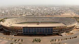 Stade Léopold Sedar-Senghor de Dakar.