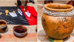 Wasu kayayyakin tsafi a yankin Zamfara na Nigeria