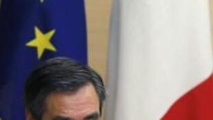 France's Prime Minister François Fillon