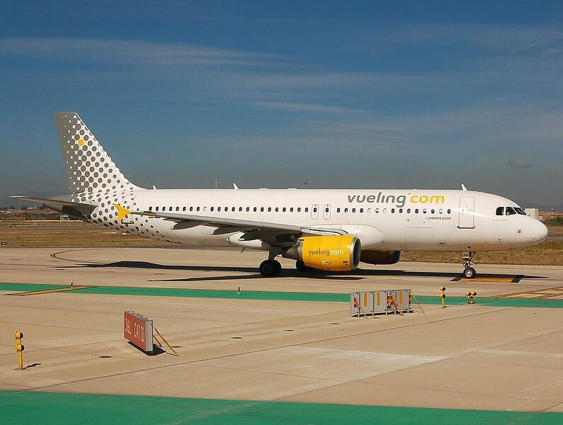 Spanish low-cost airline Vueling has been hit by the strike